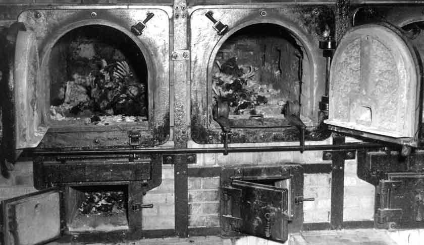 mercedes concentration camp ovens
